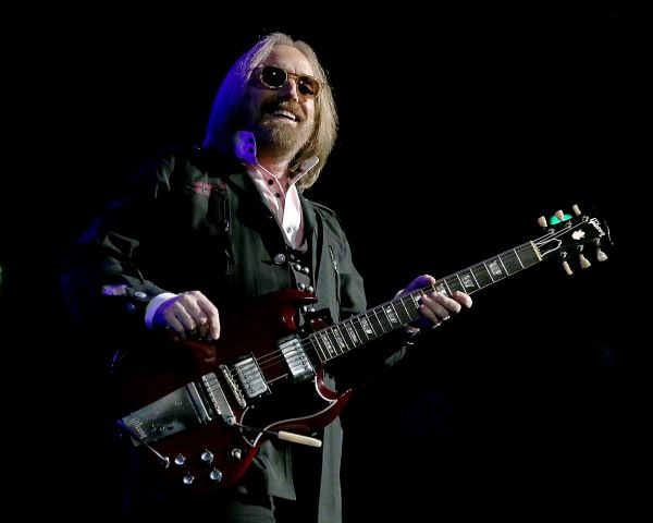 Tom Petty Performs At Frank Erwin Center