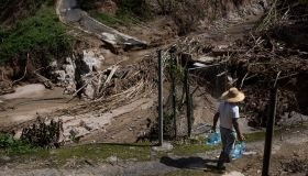 Water is a primary issue and concern for many dealing with the aftermath of hurricane Maria in Puerto Rico