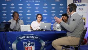 SiriusXM at Super Bowl 50 Radio Row - Day 2