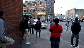 Baltimore protests Freddie Gray's death