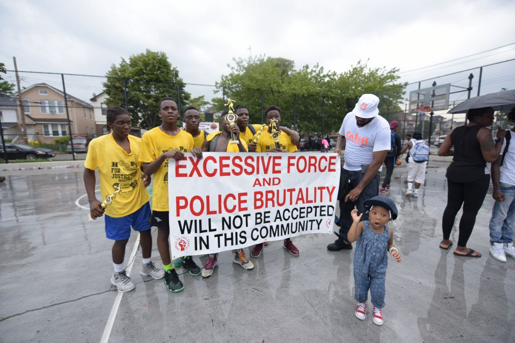 E4F, Equality for Flatbush staged its annual Hoops For...