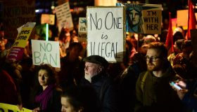 The UK Reacts To Trump's Muslim Travel Ban