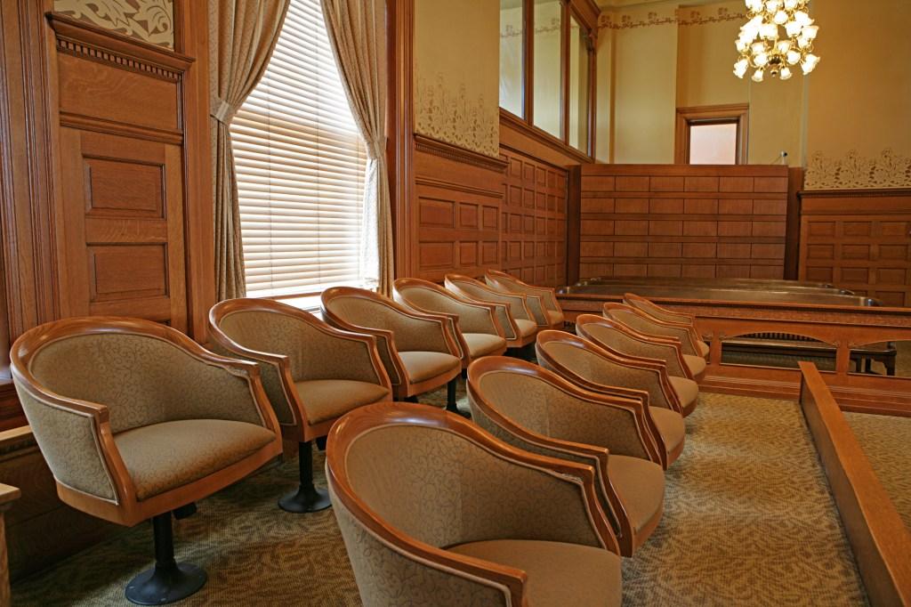 Jury Seats