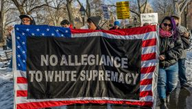 A large immigrant-led coalition held a rally at Washington...