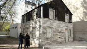 US Artist Brings Rosa Parks House To Berlin