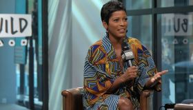 Build Presents Tamron Hall Discussing 'Deadline: Crime with Tamron Hall'
