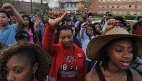 Howard University Vigil for Trayvon Martin