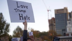 Anti-Trump Protestors Continue To Demonstrate Across The Country