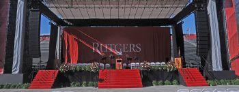 2017 Rutgers University Commencement