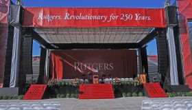 2017 Rutgers University Commencement
