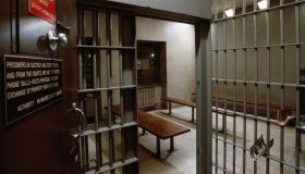 Jeffrey Dahmer's Cell During Trial
