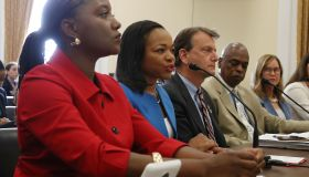 Democrats From Congressional Black Caucus And House Judiciary Committee Hold Forum On Voter Rights