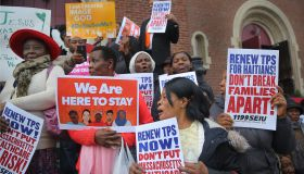 Haitian Community Rallies For Preservation Of TPS