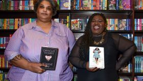 Gabourey Sidibe And Roxane Gay Book Signing And Discussion For 'This Is Just My Face: Try Not To Stare'