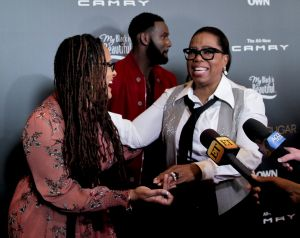 Taping Of 'Queen Sugar After-Show'