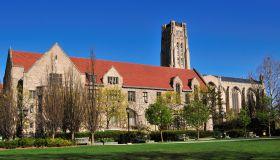 Iconic University of Chicago