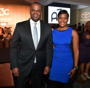 2017 AC3 Festival - ChooseATL Welcome To Atlanta Reception Honoring Kevin 'Coach K' Lee And Angela Rye
