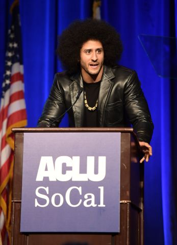 ACLU SoCal Hosts Annual Bill Of Rights Dinner - Inside