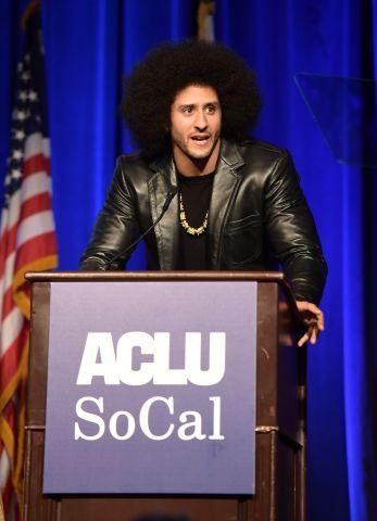 ACLU SoCal Hosts Annual Bill Of Rights Dinner - Inside