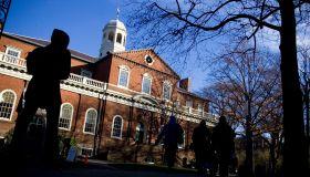 USA - Education - Harvard University Campus