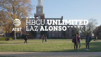 Laz Alonso, Howard University