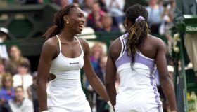 Venus Williams Wimbledon Tennis Championships 2000