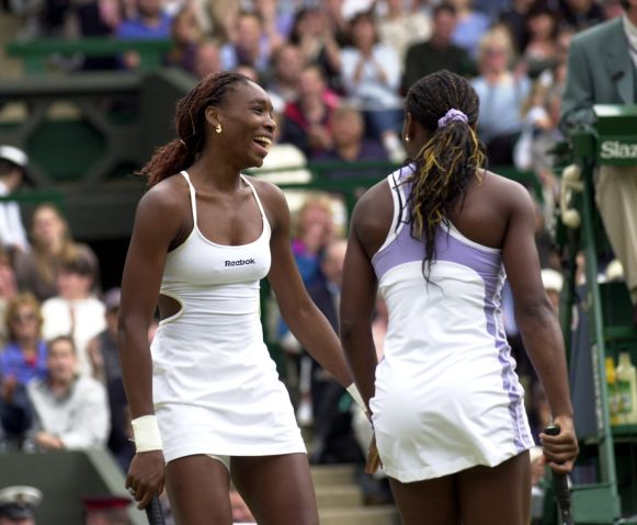 Venus Williams Wimbledon Tennis Championships 2000