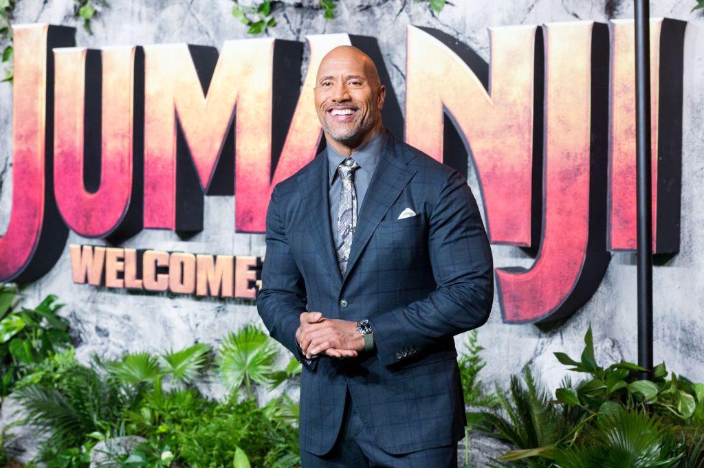 Jumanji: Welcome To The Jungle premiere in London