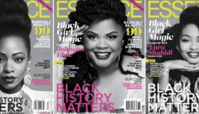 Essence Magazine, Essence cover, Netta, Teyonah Parris, Yara Shahidi