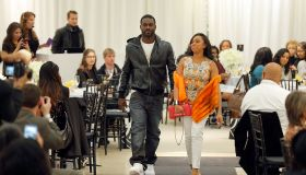 Saks Fifth Avenue And Off The Field Players' Wives Association Host Charitable Fashion Show