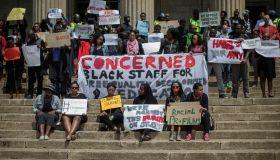 SAFRICA-EDUCATION-UNIVERSITY-PROTEST