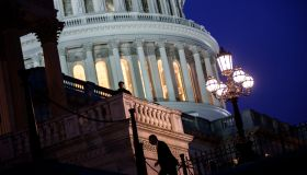 Senate Continues Debate As Government Shutdown Enters Third Day
