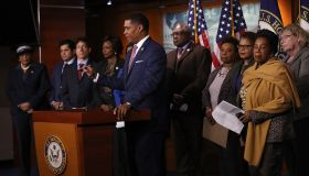 Congressional Black Caucus Calls For Censure Of Trump's 'Racist' Comments