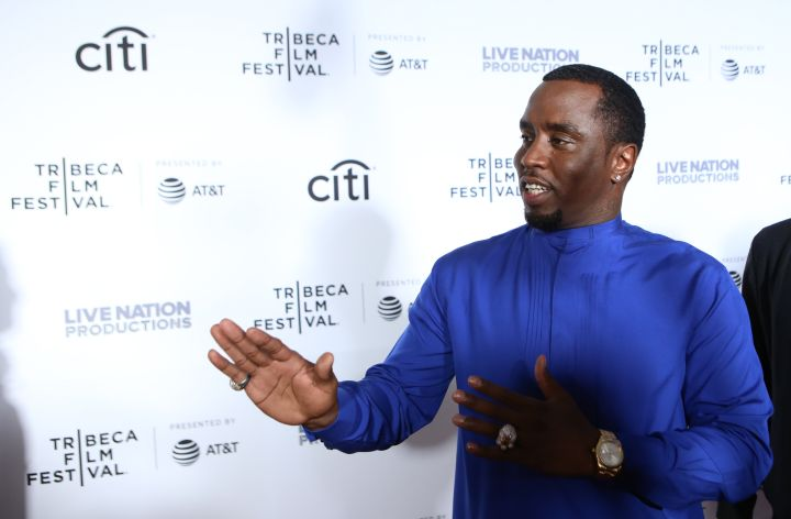 Tribeca Film Festival - Bad Boy Records Gala - Arrivals