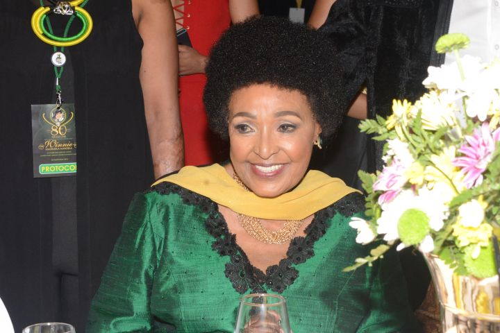 Winnie Madikizela-Mandela 80th Birthday Celebrations in South Africa