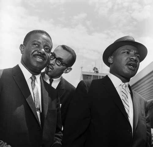 King, Abernathy, & Wyatt In Montgomery