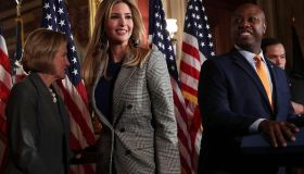 Ivanka Trump And GOP Lawmakers Discuss Child Tax Credit