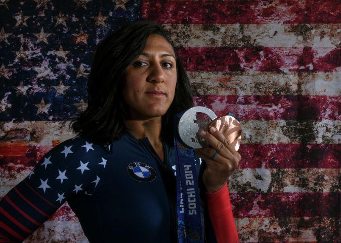 United States 2018 Winter Olympic Athletes