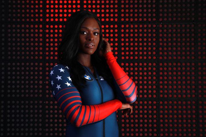 Aja Evans, Team USA