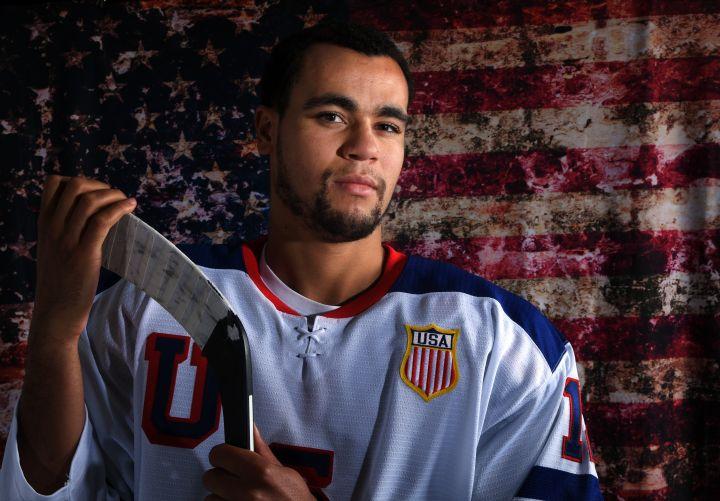 Jordan Greenway, Team USA