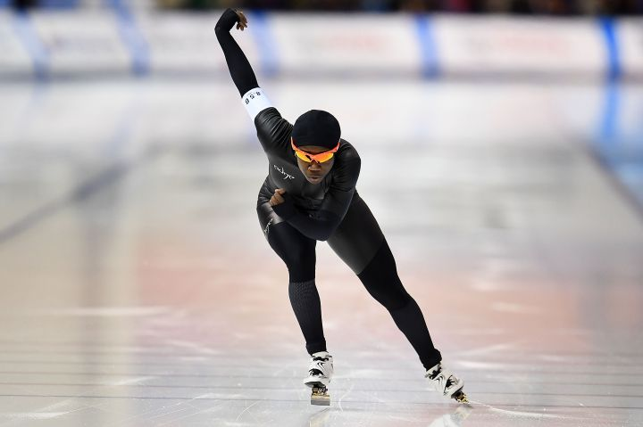 Erin Jackson, Team USA