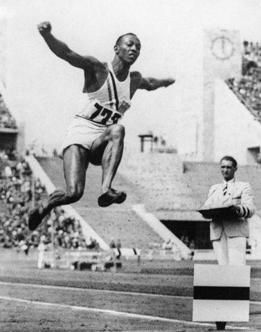 Athletics - Olympic Games Berlin - Men's Long Jump
