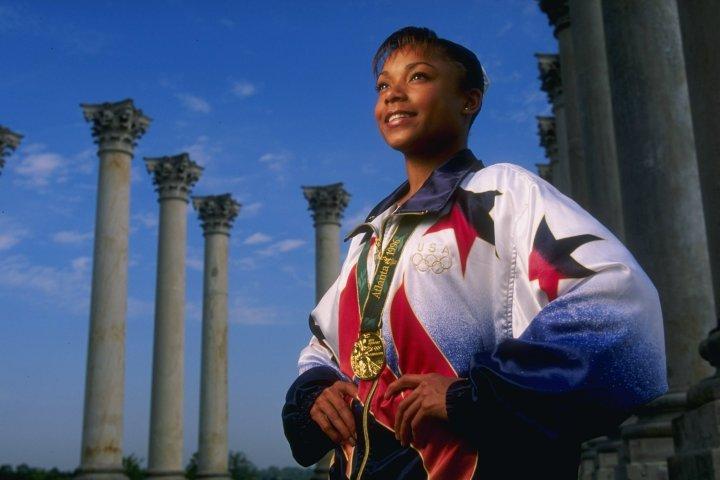 Dominique Dawes, 1996 Atlanta Olympics