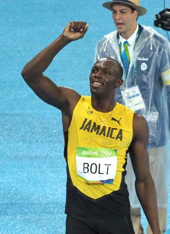 Men's 200m Final at 2016 Rio Olympics