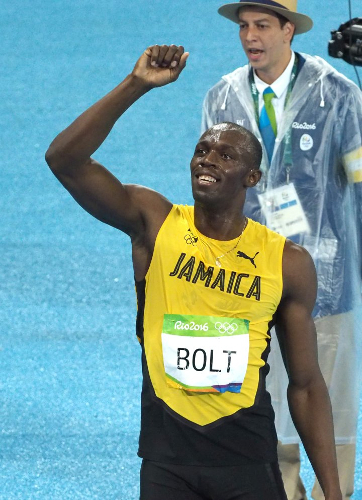 Usain Bolt, 2016 Rio Olympics