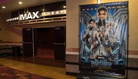 Boys & Girls Club, Together With IMAX, Regal Entertainment Group, Walt Disney Pictures And Marvel Studios Present Advance Screening Of 'Black Panther'