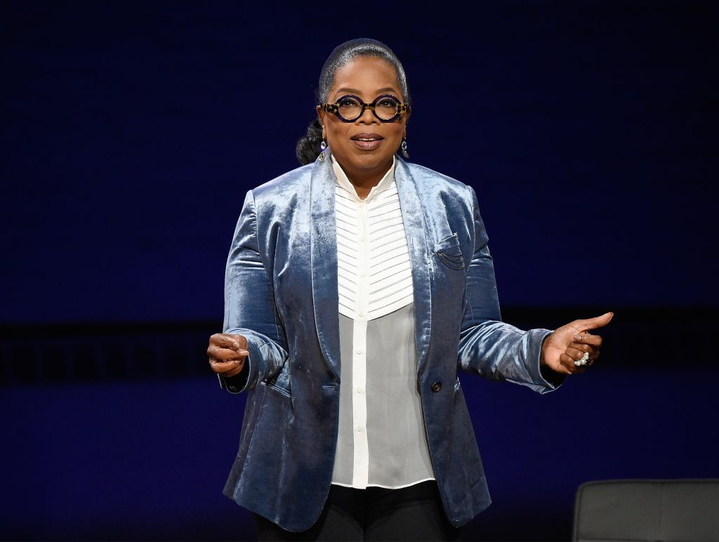 Oprah's Super Soul Conversations