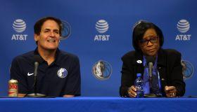 Dallas Mavericks Introduce New Interim CEO