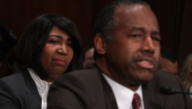 Confirmation Hearing Held For Ben Carson To Become Housing And Urban Development Secretary