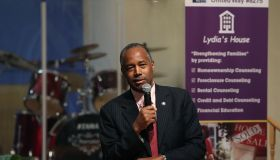 HUD Secretary Ben Carson Holds News Conf. On Family Self-Sufficiency Program